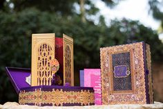 Best Indian Invitation Cards and Boxes - Wedmegood