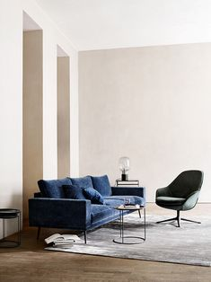 TDC: A new sofa series with BoConcept