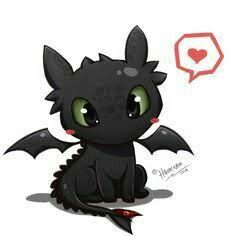 Toothless Love♥