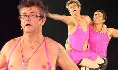 Joe Pasquale -  Dancing On Ice farewell tour
