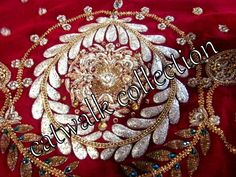 Embroidery swatch