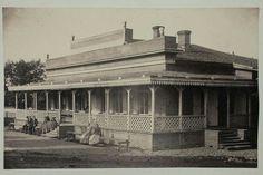 Kaisaniemen ravintola v. 1862