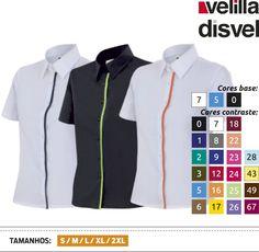 URID Merchandise -   CAMISA P538 BICOLOR   19.18 http://uridmerchandise.com/loja/camisa-p538-bicolor/ Visite produto em http://uridmerchandise.com/loja/camisa-p538-bicolor/