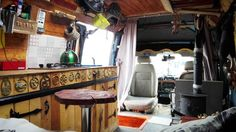 See? You can do rustic in a camper!