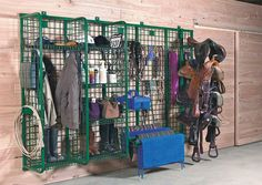 Spruce up your barn and equipment over the cold weather months.
