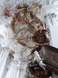 Church Interior, Interiors, Amazing, Nun, Decoration Home, Decor, Deco