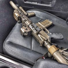 "414 Likes, 19 Comments - @tommygun_da on Instagram: ""Hk416 riding shotgun @decisiveaction @rubberdummies @bravoconcealment @inforce01 @steineroptics…"""