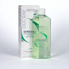 DUCRAY CAP CHAMPU EQUILIBRA 300 ML.CH FRECUE Champú de uso frecuente adaptado a todo tipo de cabello. nutre el cabello y protege el cuero cabelludo.