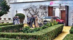 #Llegan los #novios al #convite #momentounico #quevivaelamor
