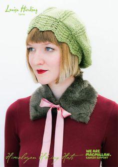 Free Patterns       Louisa Harding, Himalayan Hats