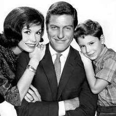 Classic TV shows from the 60s and 70s.  Pictured here is the Petries from Dick Van Dyke Show..