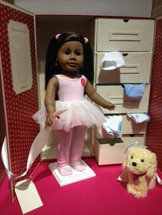 American Girl Doll Storage Box 50.00