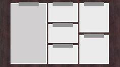 Technology Desktop Organization | 5 minutes to an organized computer life | guy desktop wallpaper