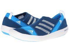 adidas Outdoor climacool Boat SL Tribe Blue/Chalk/Solar Blue - Zappos.com Free Shipping BOTH Ways