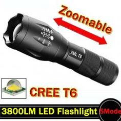 6000LM T6 LED  Diving Flashlight Torch Underwater 50M Waterproof  HQ