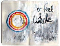 Christina Rosalie, art journal