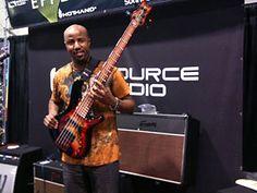 Kevin Walker, Brubaker bass player supreme!