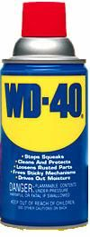 From snopes.com, a list of recommended uses for WD-40, according to the manufacturer.  The primary ingredients are petroleum-based, so caution is advised.  Interesting list, definitely worth knowing some of the non-traditional uses.  #household #tip
