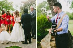 My wedding ceremony at Vista West Ranch in Dripping Springs, TX. Acoustic communion song by my brother!