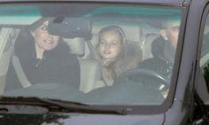 Don Felipe y doña Letizia estuvieron con la princesa Leonor y la infanta Sofía viendo la película Zootrópolis, un divertido plan al que se unieron la hermana y la madre de la soberana