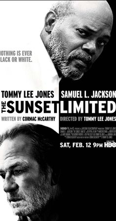 The Sunset Limited (TV Movie 2011) wow that was one powerful good movie highly recommend