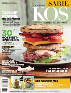 Get your digital subscription/issue of SARIE Kos-October/November 2013 Magazine on Magzter and enjoy reading the magazine on iPad, iPhone, Android devices and the web. Elsa, How To Start Yoga, Nutrition Program, Food Industry, Group Meals, November 2013, Eating Well, Healthy Weight Loss, Cooking Recipes