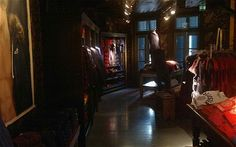 """Hollister, which markets itself towards 14 to 18 year-olds and is an off-shoot of the Abercrombie&Fitch brand, sets the lighting low to create a """"club-like environment"""" complete with ear-splittingly loud music.  Linda Watson, 51, a mother from Sutton Coldfield, was unable to find her teenage daughter. """"I went to look somewhere else and I just couldn't find her when I turned around because it's so dark. I had to come out and phone her,"""" she said."""