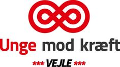 Logo udviklet til Unge mod kræft