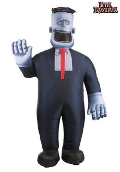 Hotel Transylvania Adult Inflatable Frank Costume