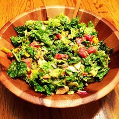 If you don't like salad then you're probably doing it wrong.... (photo credit to @ivthepolymath on Tumblr)