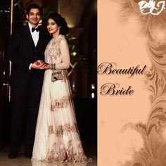 Dream has come true making vows with your most special person in a great outfit by Dolly J. Best wishes to Shreya and Ankit for a wonderful journey ahead! #BeautifulBride #WeddingSeason #BestWeddingDress