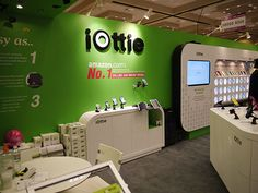 iOttie's 2013 International CES Booth