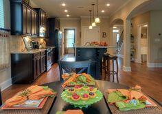 Hayne's Station Kitchen Kitchen Ideas, Kitchen Design, Kitchen Breakfast Nooks, Your Style, Contemporary, Heart, Table, Inspiration, Furniture