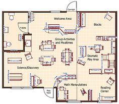 1000 images about prek classroom setup on pinterest for Child care center design guide