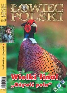 """Nowy numer """"Łowca Polskiego"""" już w sprzedaży, a w nim tekst Pawła Bilińskiego o tym jak wiele emocji daje polowanie z wabikiem na rogacze. Dowiemy się także kto wykonuje niezwykłe noże myśliwskie, wyrabiając rękojeści z tak wyjątkowego surowca jak heban czy kieł mamuta."""