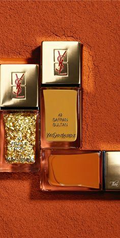 Yves Saint Laurent ● Spicy collection