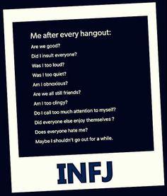 Me - INFJ