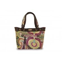 Isabelle Vine Day Tote