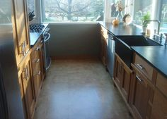 Chicago Wright Sink with Soapstone Countertops. http://starsleigh.net/collections/soapstone-products/soapstone-sinks