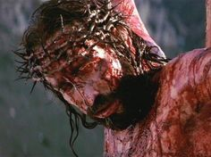 A brutal horrifying act...Crucifixion is an ancient method of a deliberately slow and painful execution. If this image is not shocking or disgusting to you, you are in a cult.  Blood sacrifice cults were very common amongst ancient cultures. Christianity is a cult of human sacrifice and celebrates one human sacrifice as if it were effective.