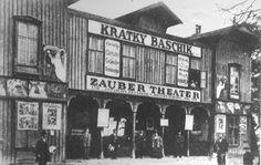 Vienna Prater 1900, Magic Theater
