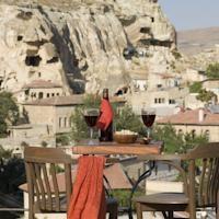 Melekler Evi Cave Hotel · Tesis fotoğrafları