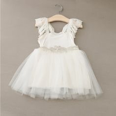 Find More Dresses Information about New Hot Baby Girls Fairy Tulle Lace Puff Sleeve Mesh Dress Shine Sashes, Princess White Party Clothing 5 pcs/lot, Wholesale,High Quality girls plus size party dresses,China girl rag Suppliers, Cheap dress shoes baby girl from Everweekend Kids Clothing Co.,Ltd on Aliexpress.com