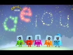 Alphablocks is cartoon Phonics for Kids.Letters talk and make themselves into words  6:00