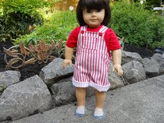 American Girl doll clothes 18 inch doll clothes by thesewingshed, $11.99