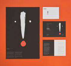 Graphic Intervention Identity - Matt Luckhurst