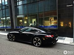 Porsche 911 50th Anniversary Edition 4 (991)