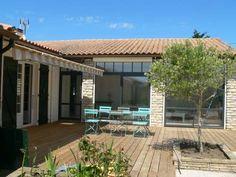 Location ile de Ré : Maison rénovée avec grand jardin à Saint-Clément