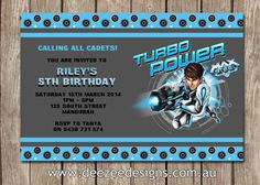 Hey, I found this really awesome Etsy listing at https://www.etsy.com/listing/176255119/personalised-max-steel-birthday