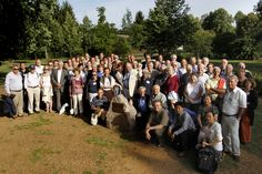 100 years of the discovery of cosmic rays by Victor Hess - Bad Saarow, Group Photos, Scientists, Cosmic, Discovery, Physics, The 100, Dolores Park, Science, Pictures